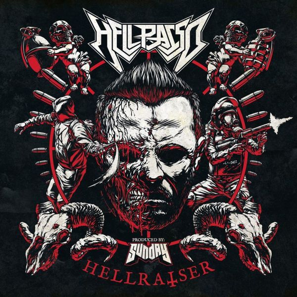 hell raiser cd